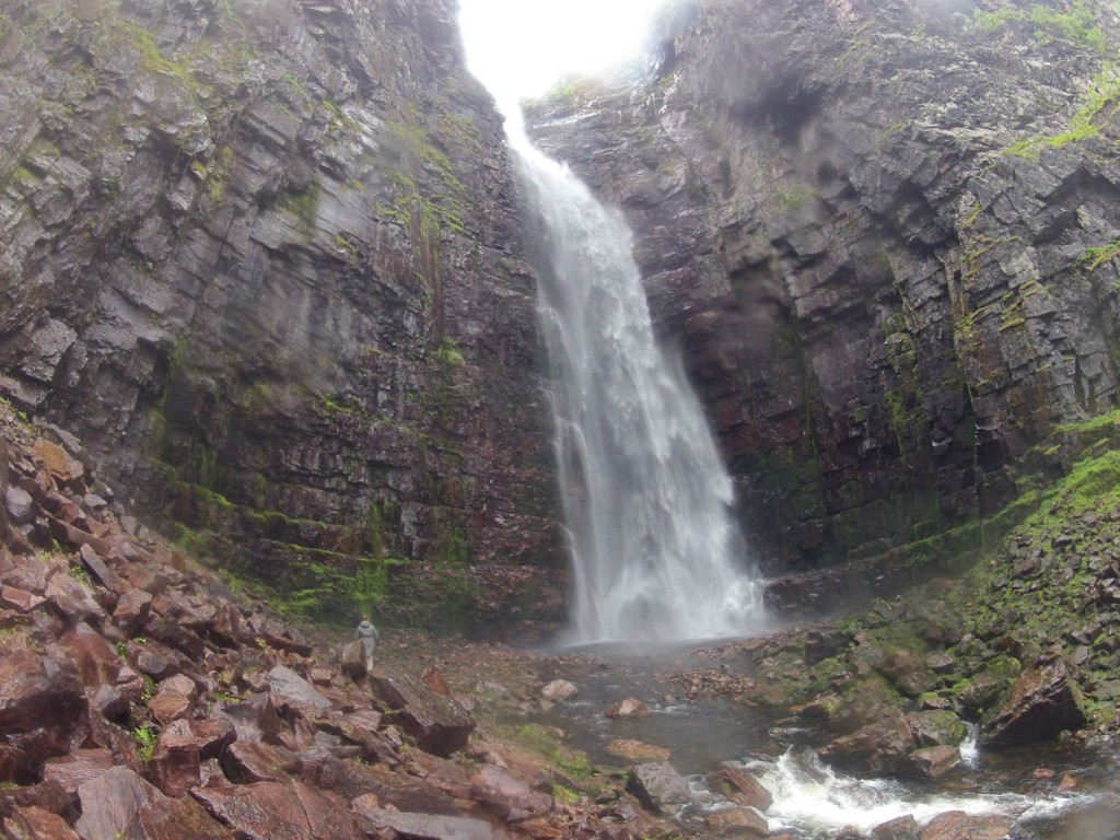 Njupeskaer_Wasserfall