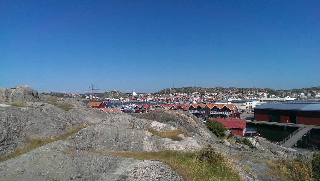 Skärhamn und das Nordische Aquarellmuseum