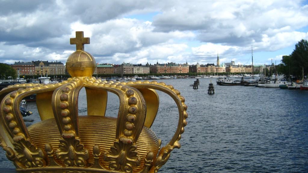 Stockholm die Hauptstadt Schwedens